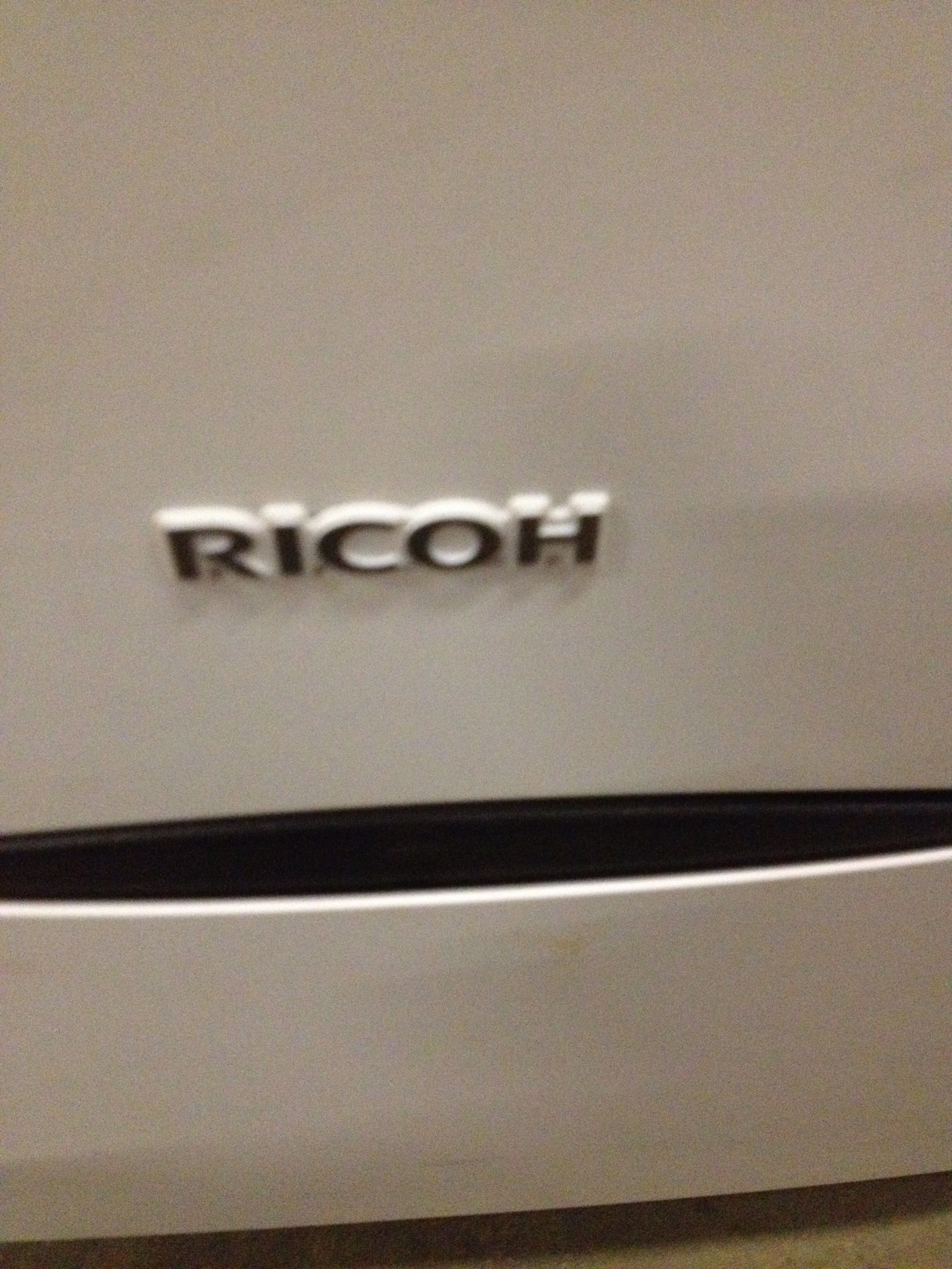 Ricoh Printer - Aficio SP C430DN (White) - Image 3 of 7