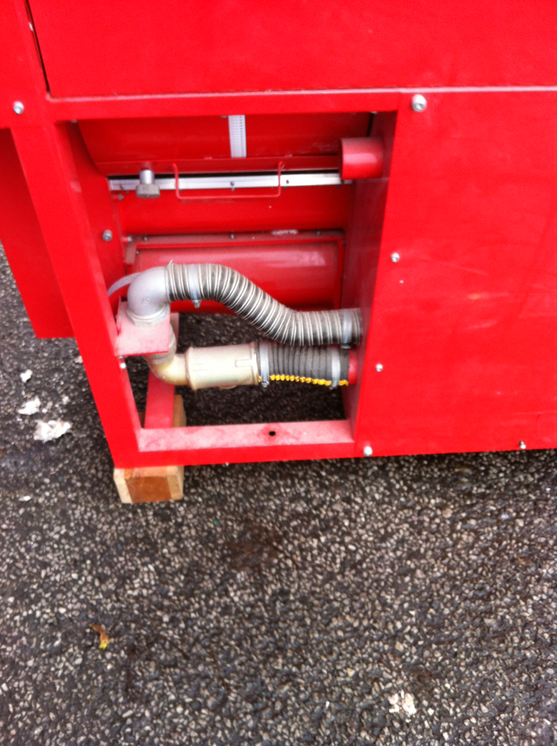 Stuart Energy Cavity Wall Insulation Machine - FibreMaster 500 - Image 2 of 4