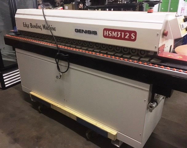 Genisis HSM312S Edge Banding Machine - 2015 - Image 3 of 7