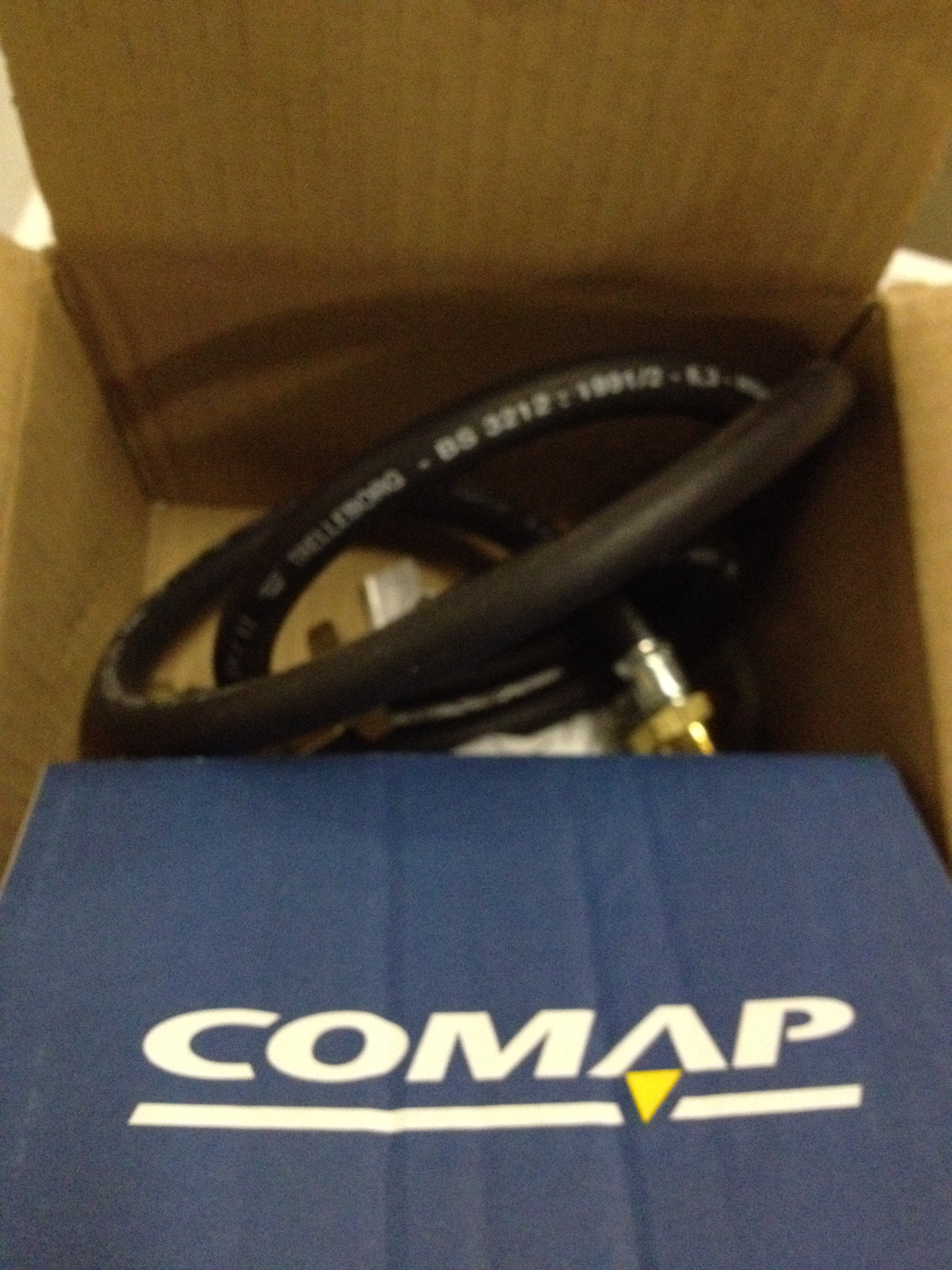 Comap Compact 80 Automatic Changeover Regulator. (Propane use only) - Image 4 of 4