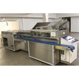 Jacob White semi automatic carton erector, stainless steel machine,