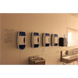 4 x PAL PPE dispensers