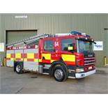 Scania 94D 260 / Emergency One Fire Engine ONLY 60,588km!