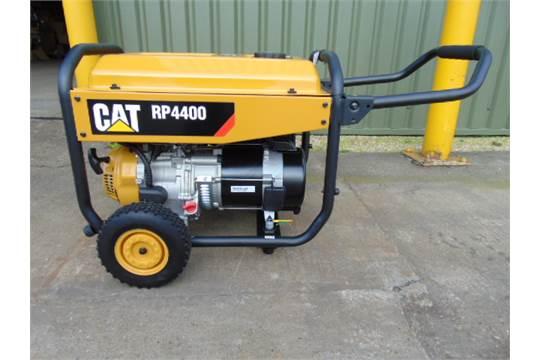 Lot 26 - UNISSUED Caterpillar RP4400 Industrial Petrol Generator Set