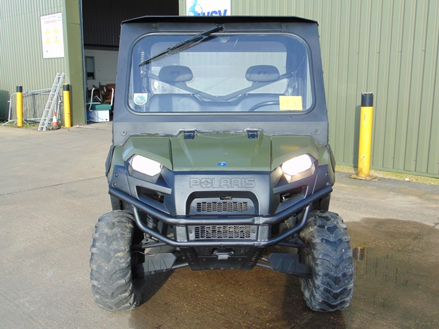 Lot 6 - 2013 Polaris Ranger 4x4 Diesel Utility Vehicle UTV