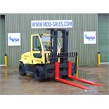 2015 Hyster H8.0 FT6 Forklift ONLY 234 HOURS!!!