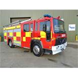 Volvo FL6-14 Fire Engine ONLY 54,019 miles!