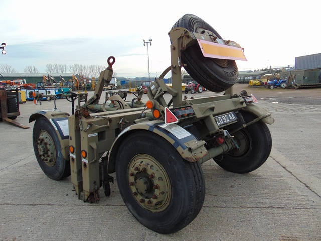 Lot 22 - RTS Trailmaster 355 Container Dolly Set System
