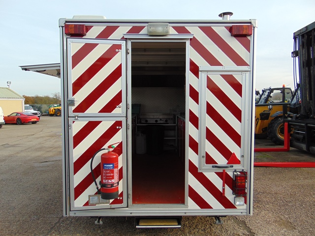 Ex Fire Service 12ft Towability Catering Trailer - Image 5 of 41