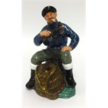 Lot 012 - Royal Doulton, figure 'The Lobster Man', HN 2317.