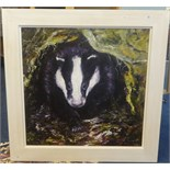 Lot 018 - A collection of mainly modern prints including Patrick King, various signed limited edition animal