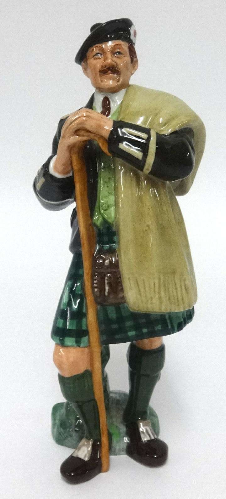 Lot 013 - Royal Doulton, figure 'The Laird' HN 2361.