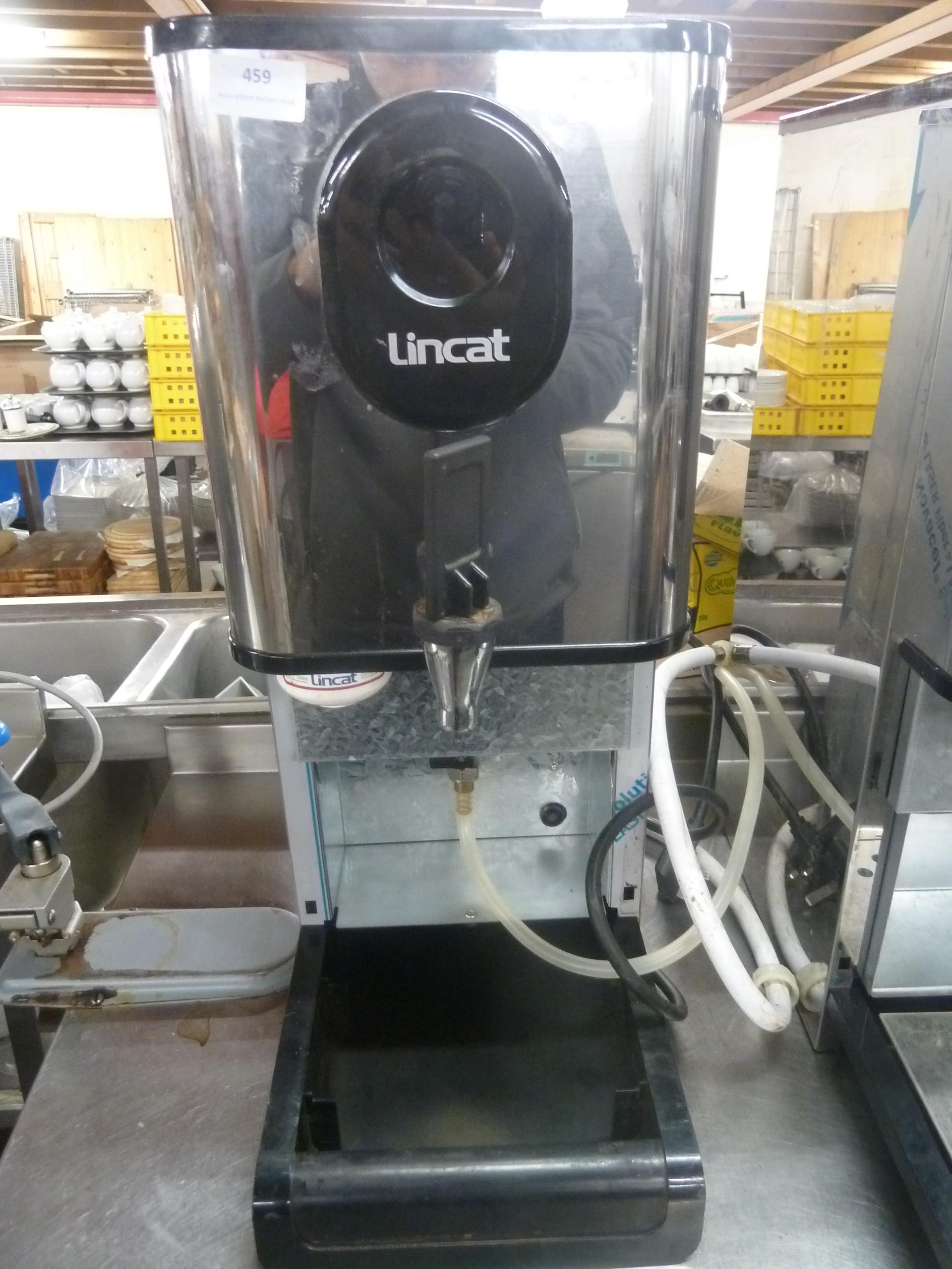 *Lincat hot water boiler