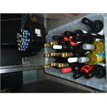 *Selection of alcoholic drinks - including Prosecco, wine and bottled beers - approx. 35 items