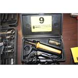 SOLDERING IRON WITH TIPS AND CASE