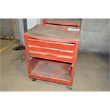 STACK-ON 3-Drawer Rolling Tool Box