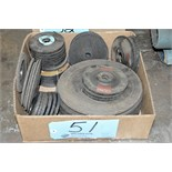 Lot-Grinding Disks in (1) Box