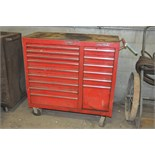WATERLOO 15-Drawer Rolling Tool Chest