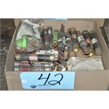Lot-Assorted Industrial Fuses in (1) Box