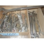 Lot-Assorted Wrenches in (2) Boxes