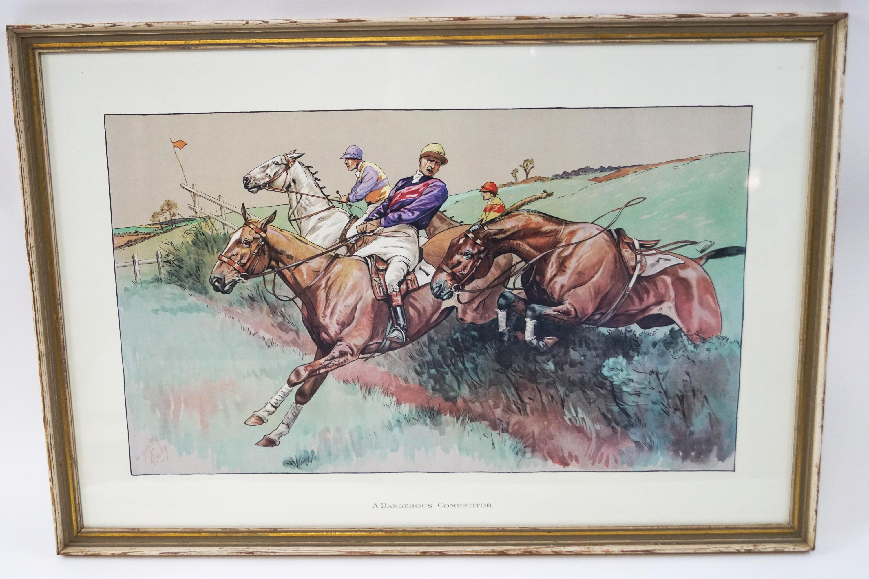 Lot 6 - After M.Dorothy Hardy (British FL.