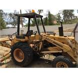 1972 Case Loader Backhoe mod 580B. SN�5228985. ROPS. Loader bucket. Extended hoe with�bucket. Retroe