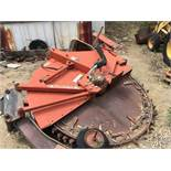 Trencher Plow Earth Saw. Model H740�SN�2R2629. Mfg. by the Charles Machine Works.�(formerly Ditch Wi