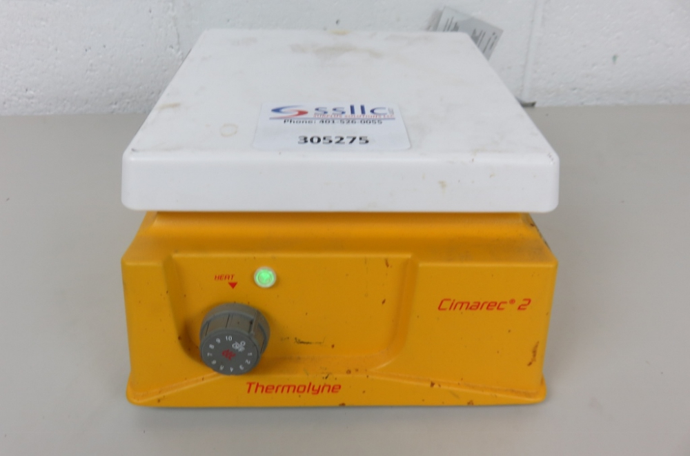 Lot 46 - Thermolyne Cimarec 2 Magnetic Hot Plate/Stirrer