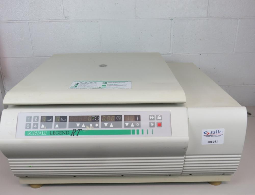 Lot 51 - Sorvall Legend RT Refrigerated Centrifuge