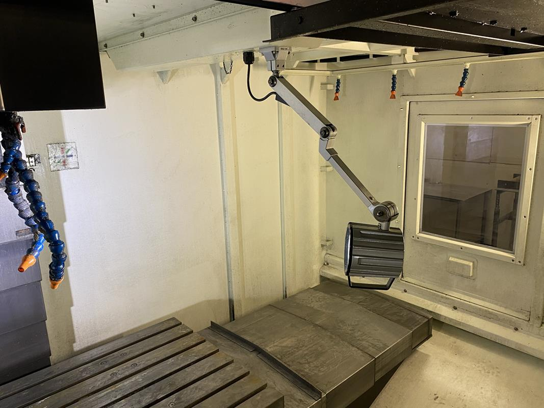 """YCM, NXV1680A, 3 AXIS, CNC VERTICAL MACHINING CENTRE, TRAVELS (X,Y,Z) 64"""", 30"""", 28"""", TABLE SIZE - Image 9 of 17"""