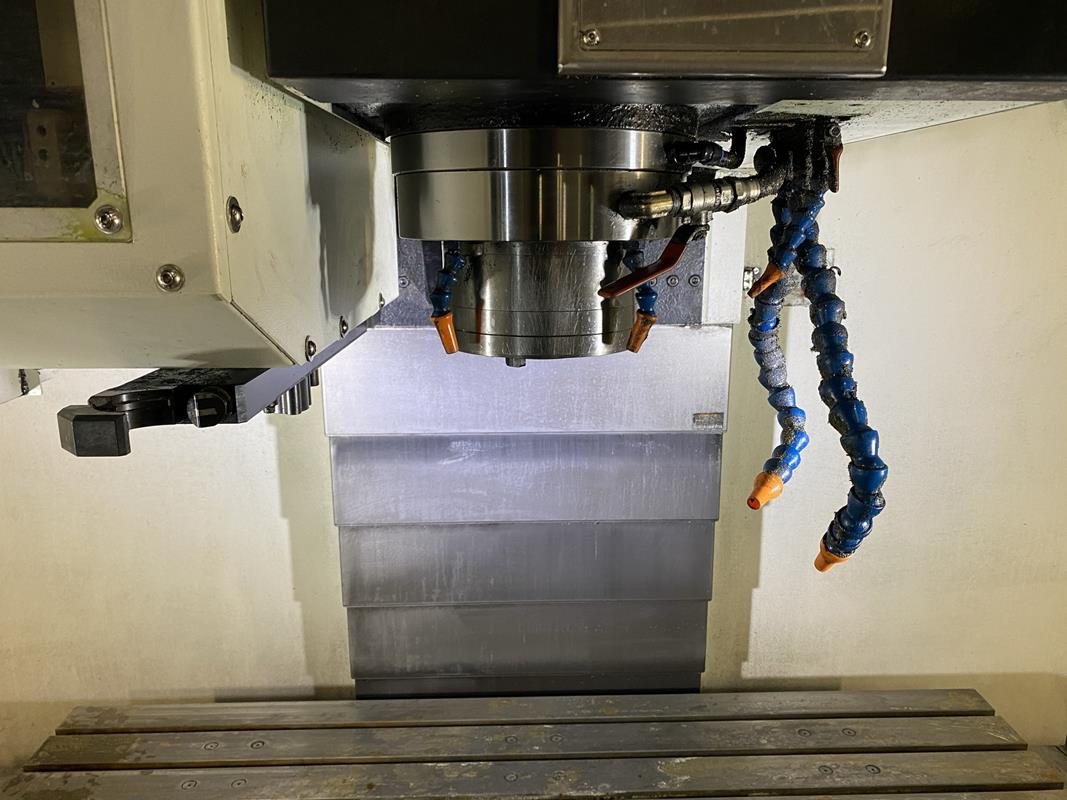 """YCM, NXV1680A, 3 AXIS, CNC VERTICAL MACHINING CENTRE, TRAVELS (X,Y,Z) 64"""", 30"""", 28"""", TABLE SIZE - Image 7 of 17"""