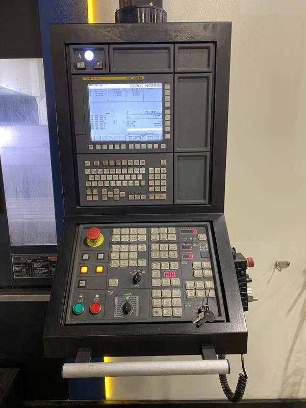 """YCM, NXV1680A, 3 AXIS, CNC VERTICAL MACHINING CENTRE, TRAVELS (X,Y,Z) 64"""", 30"""", 28"""", TABLE SIZE - Image 10 of 17"""