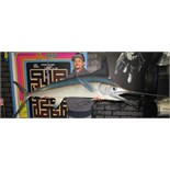 STRIPED MARLIN TROPHY FISH MOUNT REPLICA 83""