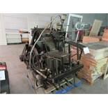 HEIDELBERG Original printing press