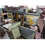 Hyd-Mech Mod S-20A Series II horizontal bandsaw (LOCATED OFFSITE AT 1385 KINGSWAY PoCo)