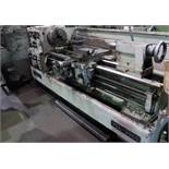 "BIRMINGHAM YCL-2060 HIGH PRECISION GEAR HEAD LATHE, 20"" X 30"", 29"" SWING OVER GAP, CENTRE HEIGHT"
