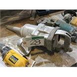 Lot 28 - POWER FIST 1 INCH AIR IMPACT WRENCH