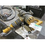 Lot 20 - DELTA HD ELECTRIC DRILL