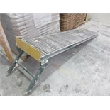 Lot 85 - 7-1/2 FOOT ROLL CONVEYOR SECTION