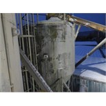 Lot 61 - SPECIALTY SAND SILO - APPROX. 8 FOOT , DIA. X 8 FOOT HIGH X 60 DEG. CONE