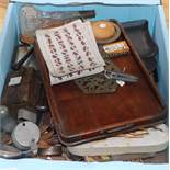 A group of miscellaneous collectables