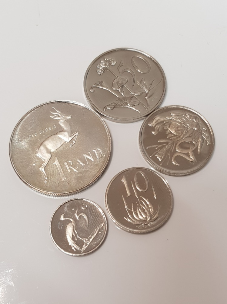 two rand coins for sale