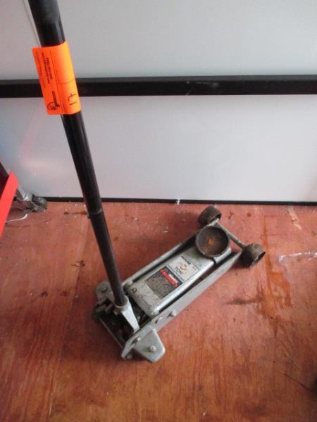 Sears 3 ton hydraulic floor jack grey for 15 ton floor jack