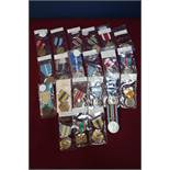 Collection of 22 various USA medals including Nato Non Article 5 medal, various campaign medals