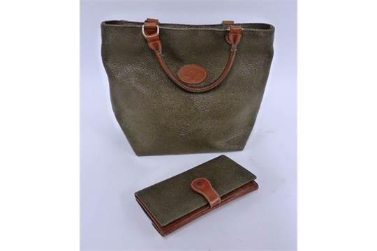 0d5624a926 ... purchase a mulberry mole and brandy scotchgrain hellier handbag anda  matching scotchgrain wallet 2 211ac 37c87 ...