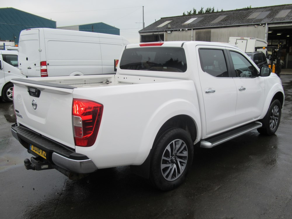 Lot 12 - 16 reg NISSAN NP300 NAVARA ACENTA +DCI PICKUP, 1ST REG 04/16, 25683M WARRANTED, V5 HERE, 1 OWNER