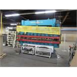 Dreis & Krump 90 Ton (est.) 2-Point Straight Side Press Model 8L11SP, S/N L7019, 132 in. Overall,
