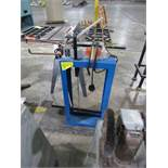 Portable Spot Welder Stand Mounted (LOCATED IN SOUTH MILWAUKEE, WI)