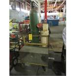 LOT: Cart, Tanks, Gauges, Torch w/Box (LOCATED IN SOUTH MILWAUKEE, WI)