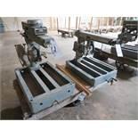 (Lot) (2) Delta 8'' Radial Arm Saws w/ Vintage Cart